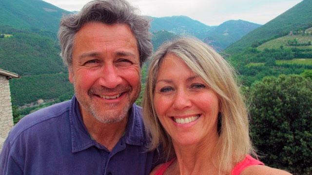 Tom and Gail Testa